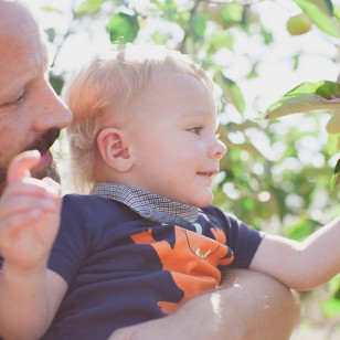 Apple picking family photography Chileno Valley Ranch