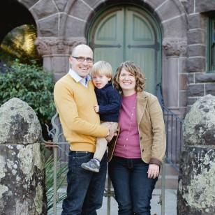 Ross family photographer