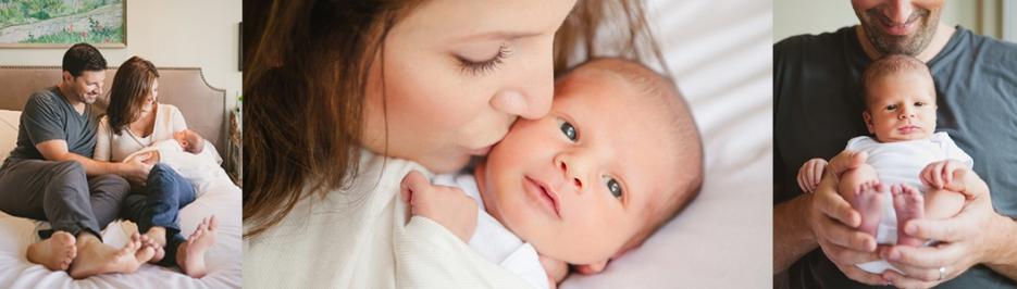 Marin Newborn Photography