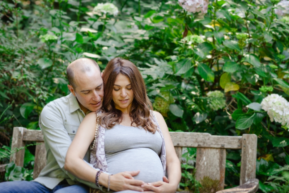 Mill Valley Maternity Photographer