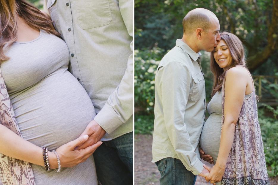 San Francisco Pregnancy Photographer