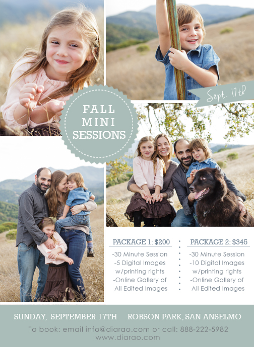 FALL MINI PACKAGES 2017 WEB